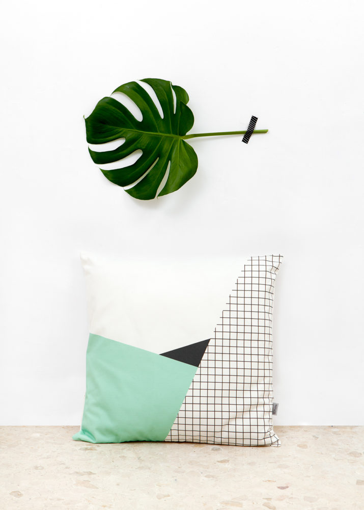 Depeapa_Memphis II cushion cover -