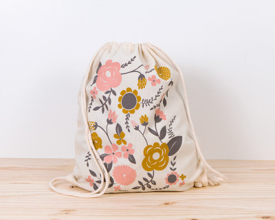 Depeapa_flowers backpack -
