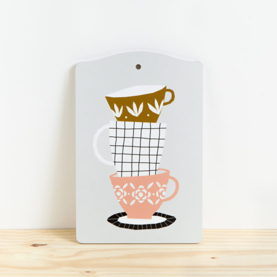 Cups cutting board Depeapa