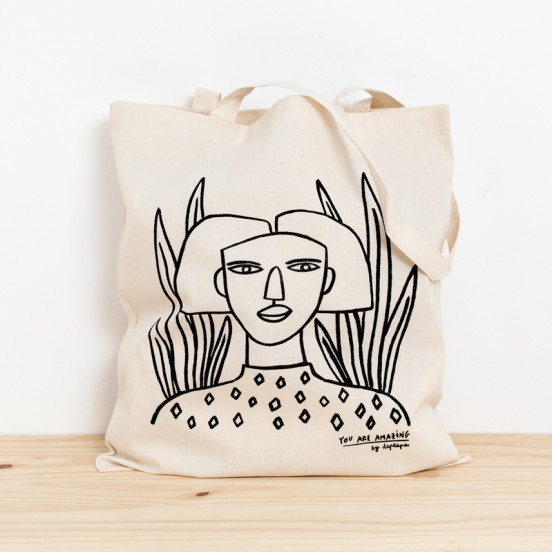 Depeapa Tote bag Girls
