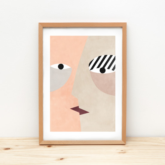 Depeapa Illustration prints