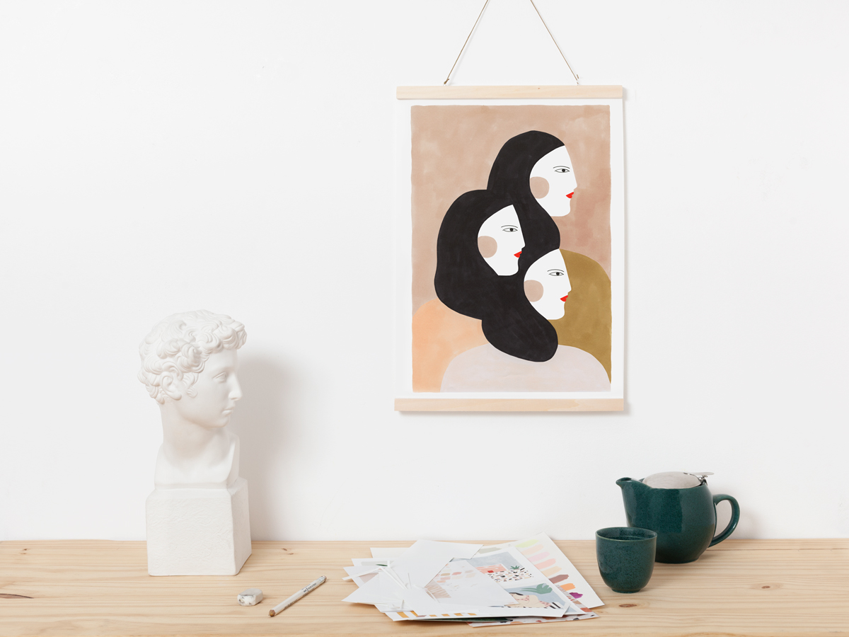Depeapa-sisters-Illustration-prints - Depeapa-sisters-Illustration-prints
